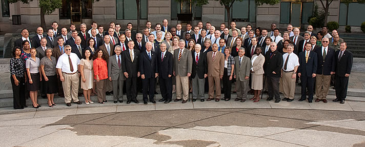 DNFSB Staff Photo Foreground